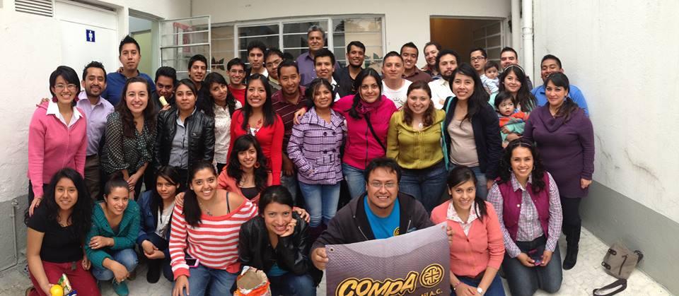Celebración de fin de semestre 2013